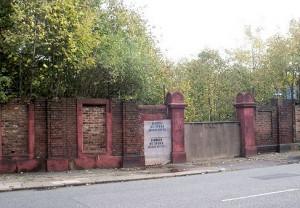 Jewish Cemetery Liverpool